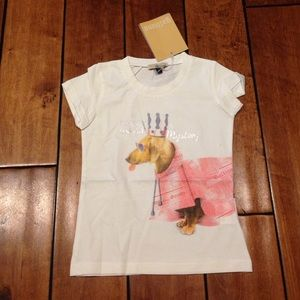 John Galliano Other - John Galliano girls tee