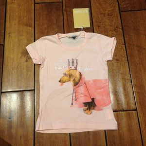 John Galliano Other - John Galliano girls tee shirt