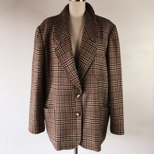 MISSONI VTG Plus Size Coat Blazer 16