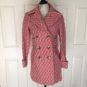 Ann Taylor Jackets & Blazers - 🎉Final Price🎉Ann Taylor Herringbone Tweed Coat
