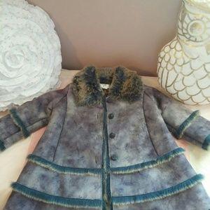 Girl's coat