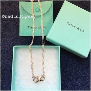 Tiffany & Co. Jewelry - 🎉Auth🎉Tiffany & Co. Infinity Necklace