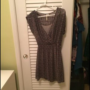 Flower dress from Bloomingdales size Small.