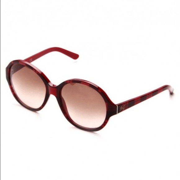 418f13ab025 Dolce   Gabbana Accessories - Dolce   Gabbana Red and Black Plaid Sunglasses