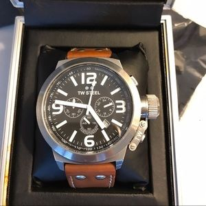 TW Steel Other - TW Steel 45 mm watch Canteen Grandeur Collection