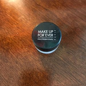 Other - Make Up Forever HD Microfinish Face powder