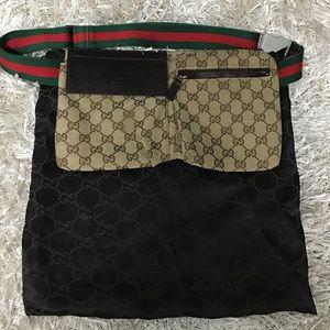 Gucci Canvas Belt Bag