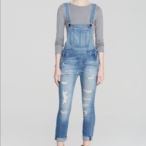 Black Orchid Denim - Black Orchid overalls