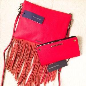 Rebecca Minkoff Handbags - Rebecca Minkoff Studded Snap Wallet
