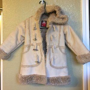 Baby Gap hooded coat