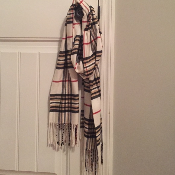 0048b6ab4 Accessories | Knockoff Burberry Scarf | Poshmark