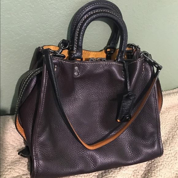 e12e1b72dfd Coach Handbags - Coach 1941 Collection Rogue Satchel