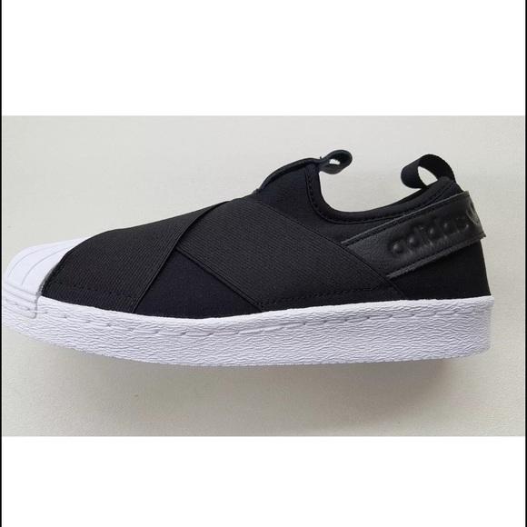le adidas superstar slipon pc scarpe poshmark nuovi originali