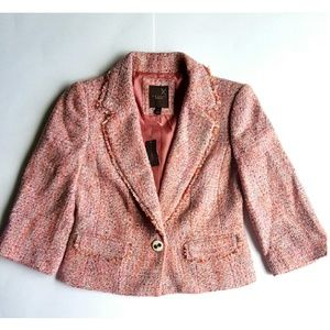 The Limited Collection Tweed Jacket