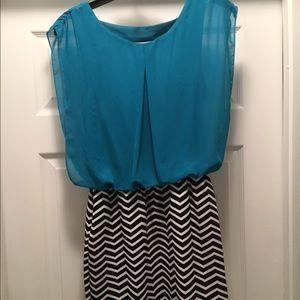 Xtraordinary Dresses & Skirts - Chevron Dress