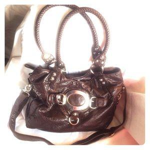 Black Rivet Handbags - SALE 👛 Black Rivet leather handbag