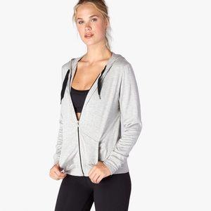 Beyond Yoga Tops - Breeze along cowl back hoodie