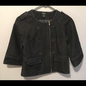 Kenneth Cole Tops - Adorable Kenneth Cole Denim Shirt, like New!!