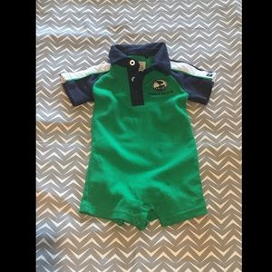 PEBBLE BEACH GOLF COURE ONESIE