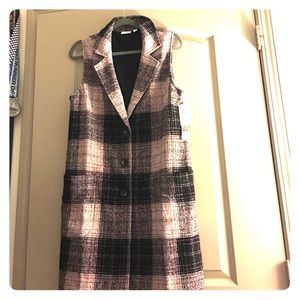 14th & Union Jackets & Blazers - Long vest from Nordstrom Rack!