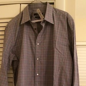 Z Zegna Other - NWT Z Zegna long sleeved shirt size Large