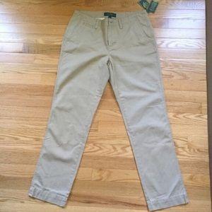Lauren Ralph Lauren Pants - Ralph Lauren Classic Khakis