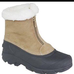 Sorel Shoes - SOREL WOMEN'S WATERPROOF SNOW ANGEL ZIP