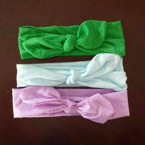 Women's Bunny Ear Headbands-Spring Set