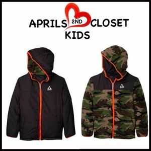 Gerry Other - GERRY REVERSIBLE JACKET Attached Hood (Boys)