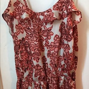 Collective Concepts silk mini dress