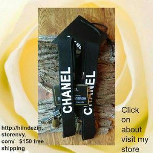 Other - Black Designer Suspenders