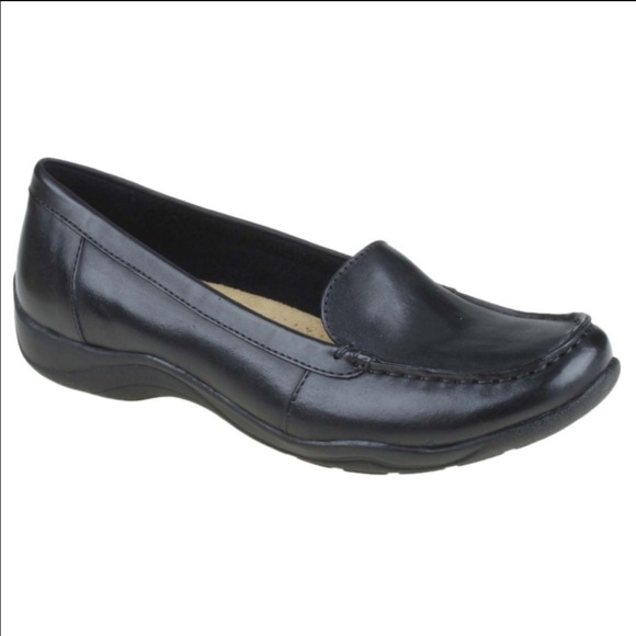 fab42826bedc Earth Origins Shoes - Earth Origins black loafers- Judith