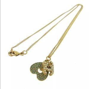 Stunning chanel crystal necklace pendant poshmark chanel jewelry stunning chanel crystal necklace pendant aloadofball Images