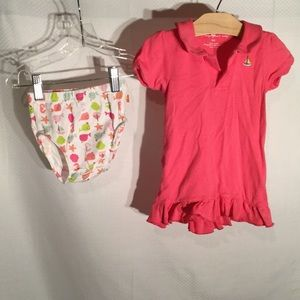 Magnificent Baby Other - Baby girl dress wit corresponding diaper cover