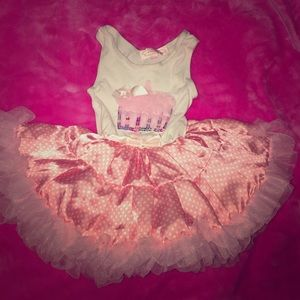 Popatu Other - Birthday Tutu Dress
