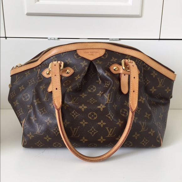 Louis Vuitton Made In France >> Louis Vuitton Tivoli Gm Bag Made In France