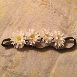 Accessories - Coachella flower headband !