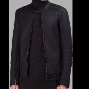 Isabel Benenato Other - ISABEL BENENATO MEN'S LEATHER JACKETS