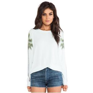 All Things Fabulous Tops - All Things Fabulous palm tree pullover