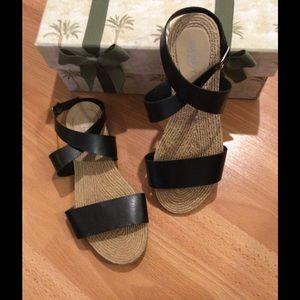 Old Navy Shoes - Black Sandals
