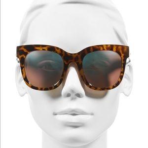 QUAY Sagano' 50mm Square Sunglasses