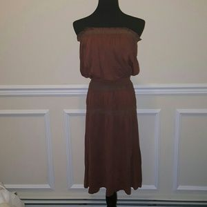 Plenty by Tracy Reese strapless dress