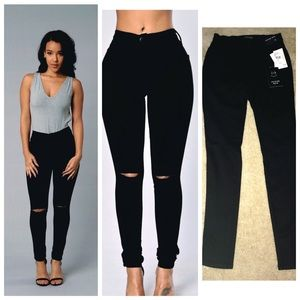 Fashion Nova Denim - ✨NWT Fashion Nova Canopy Jeans