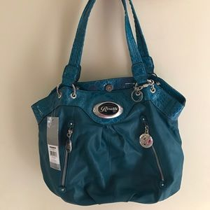 Rosetti Handbags - NEW WITH TAGS Rossetti Teal Purse