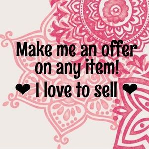 Other - Offers, pretty please!!