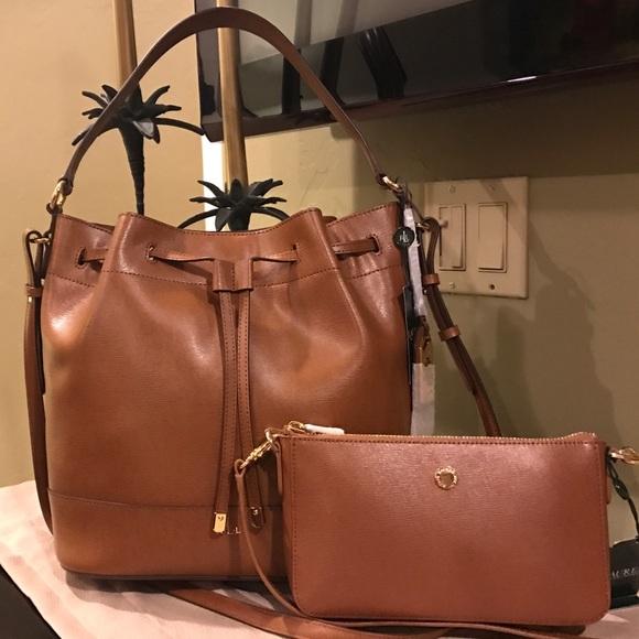 394c9bbd8 Lauren Ralph Lauren Bags | Salenwt Ralph Lauren Bag And Wallet Set ...