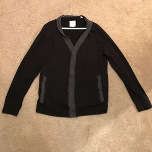 Life After Denim Other - Black and grey cardigan