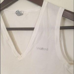 Wolford Tops - Wolford Cotton Velvet Light