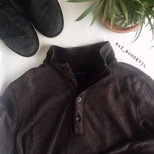 Banana Republic Other - Half-zip pullover sweater