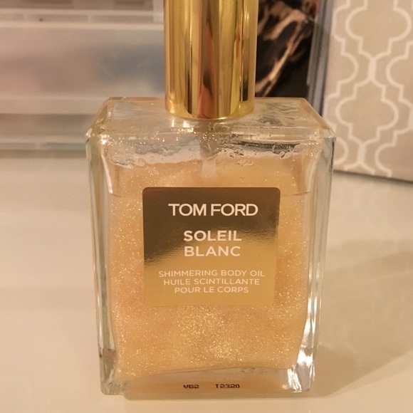 tom ford other   soleil blanc body oil   poshmark